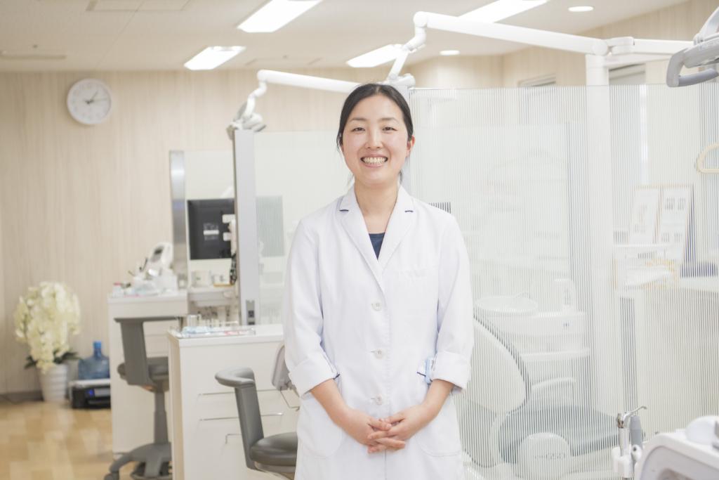 立川さくら歯科クリニックの院長