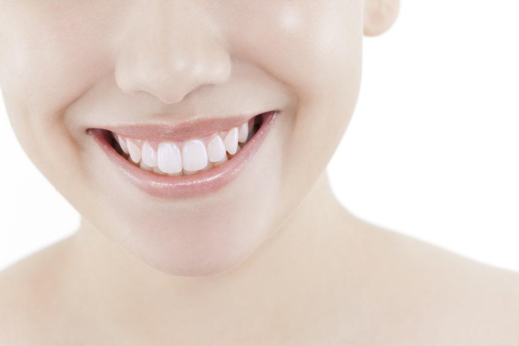 白い歯のイメージ